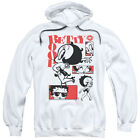 Betty Boop STYLIN' SNAPSHOTS Licensed Sweatshirt Hoodie $41.71 USD
