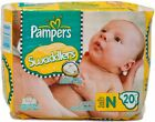 Pampers Swaddlers, P&G, Newborn 240 pampers