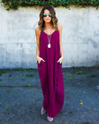 Hippie Boho Womens Summer Evening Cocktail Party Beach Long Maxi Dress S M L XXL