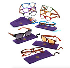 JOY Mangano 20-piece SHADES Reading Eyeglasses Best of the Best Couture Edition