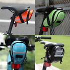 Bicycle Bike Rear Saddle Seat Tail Bag PU Pack Pouch Pannier Cases Cycling Cycle