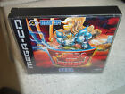 LORDS OF THUNDER.SEGA MEGA CD PAL .REPLACEMENT CASE+INLAYS ONLY.NO GAME