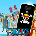 One Piece Anime Pirate Flag for LG G5 G4 G3 G2 LG G6 STYLO 2 L70 L90 Phone Case