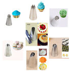 Popular Stainless Steel Piping Icing Nozzle for Cream Cake Decorating Tip Pastry