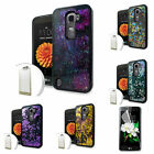Film LCD+Quicksand Heart Case Cover For LG K7 Tribute 5 Escape 3 Phoenix 2 Phone