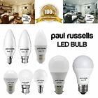 E14 B22 E27 Led Pearl Light Bulb SES BC ES 25w 40w 60w 100 Watt Equivalent Lamps