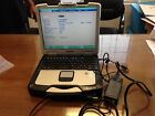 Panasonic CF 30 Toughbook Portable Computer PC Notebook Laptop no reserve