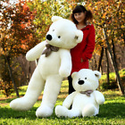 NEW GIANT HUGE BIG STUFFED ANIMAL TEDDY BEAR PLUSH SOFT TOY CUTE GIFT