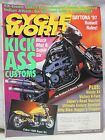 Cycle World Magazine June 1997 Cobra 1500 Super Six Honda Blackbird X4