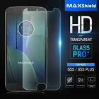 Motorola Moto G5 / G5 Plus Tempered Glass LCD Screen Protector Guard