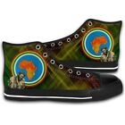 PRINCE FAR I and THE ARABS REGGAE Shoes Canvas Sneakers