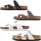 Birkenstock Mayari Birko-Flor Sandals Strap Slides Cork Footbed Mens Womens Size