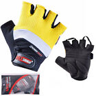 New Gel Mesh Weight Lifting Training Gloves Padded Gym Fitness Workout Crossfit