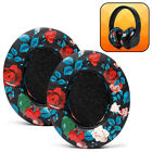 Replacement Ear Pad Cushions for Beats Studio 2 & 3 Wired / Wireless - Floral B