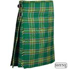 5 yard men's scottish kilts 13oz highland casual tartan kilt 17 various tartan