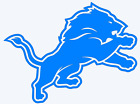Detroit Lions Logo Decal Car Window Sticker - You Pick Color & Size on eBay