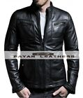 STAR TREK CHRIS PINE JAMES T KIRK LEATHER JACKET