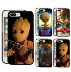 I am groot Baby Groot Phone Case Rocket Fit For iphone Xs Max Xr X 5 6 7 8 plus
