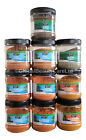 Dunn's River Jamaican Seasonings,Jerk,Barbecue,Fish,Curry Powder,(Catering Size)