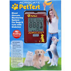 Advocate PetTest Blood Glucose Monitoring System/Kit and Supplies
