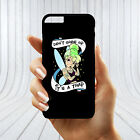 Tinkerbell (2) Don't Grow Up It's A Trap Disney For iPhone / Samsung Case Cover