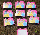 Lot Pricness Invitation Card Party decorations kids birthday party supplies Z492