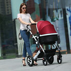 New Baby stroller high landscape BB shock avoiding folding push baby carriages