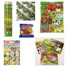 Farm Animal Party Bag fillers, Animal Toys Unisex Favours Birthday Pinata Loot