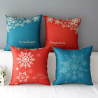 "17"" Xmas Home Sofa Decal Tribal Floral Ethnic Throw Pillow Case Cushion Cover"