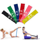 Внешний вид - US Resistance Band Tube Workout Exercise Elastic Band Fitness Equipment Yoga New