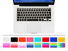"""UK Russian Silicone Keyboard Cover Skin Protector For Macbook Air 11.6 Inch 11"""""""