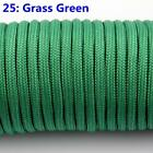 550 Paracord Parachute Cord Lanyard Mil Spec Type III 7 Strand Core 25-100FT UK