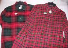 MENS ST.JOHNS BAY LONG SLEEVE EASY CARE OXFORD SHIRTS MULTIPLE COLORS/SIZES NWT