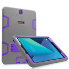 Heavy Duty Protective Case for Samsung Galaxy Tab S3 9.7 Inch SM-T820 SM-T825