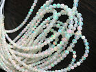 "16"" Natural Fire Play Ethiopian Welo Opal Round gemstone beads Strand WOB"