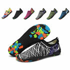 Women Barefoot Aqua Socks Quick-Dry Swim Shoes for Beach Pool Diving Snorke