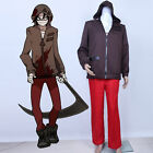 NEW Angels Of Death Ray Japanese Hot Game Cosplay  Costume