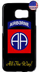 all the samsung galaxys - US Airborne All The Way Military Army Rubber Case For Samsung Galaxy Note 8 5 4