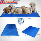 Cooling Self Cooler Gel Mat Kennel Pet Dog Cat Bed 3 Size Summer Pad Heat Relief
