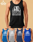 Drink Up Bitches MAN TANK TOP Funny Fancy Tee Drinking Party Bar Night Tank Top