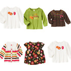 Gymboree Fall For Autumn 18-24 mo 2T 3T 4T 5T Cardigan Sweater Shirts Green 2011