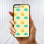 Happy Sunshine & Unbrella Yellow Summer For iPhone / Samsung Case Cover