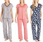 NWT Midnight by Carole Hochman Women's 2 Piece Super Soft Pajama Set Variety