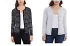 NEW Jones New York Ladies' Button Front Cardigan Sweater Color VARIETY S - XXL