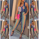 Women Lady Sexy Bodycon Summer Playsuit Party Clubwear Jumpsuit Romper Trousers