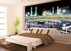 WALLPAPER NON WOVEN MURAL PHOTO FOTOTAPETE ALLAH ISLAMIC ISLAM MEKKA 3336VE