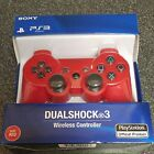 Official Sony PlayStation 3 PS3 Dualshock 3 Wireless Controller MULTI COLORS
