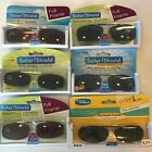 SOLAR SHIELD CLIP-ON SUNGLASSES   SIZE 50 - Asst sizes & colors