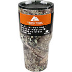 hot drink cups with lids - Camo Tumbler  Stainless Steel With Lid Ice Cup Mug Hot Cold Drinks Coffee NEW