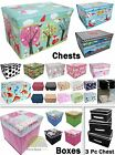 Home Office Storage Box Toy Chest Box, Foldable, Kids, Children's, Cheap, New